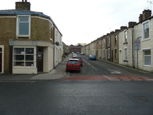 Sharples Street, Church