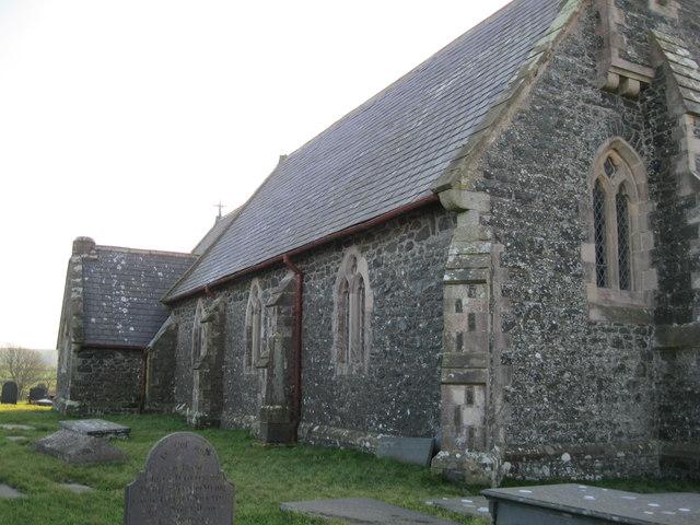 Eglwys St Cwyfan
