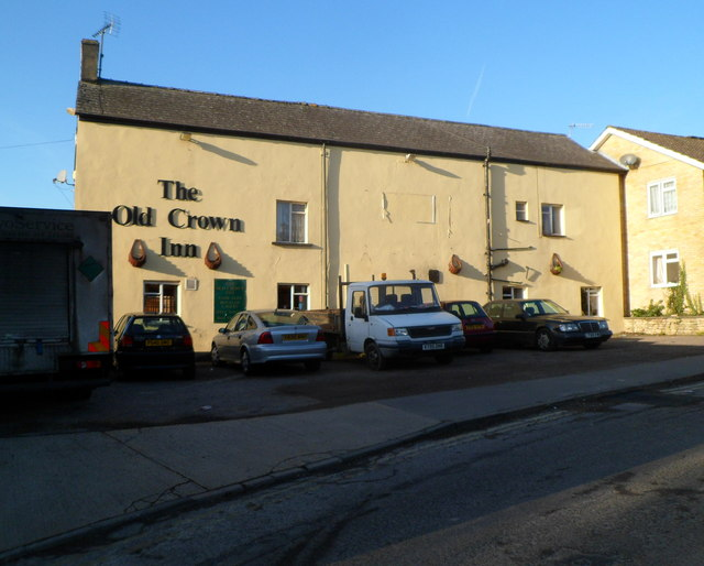 The Old Crown Inn, Ebley