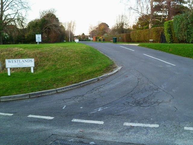 Road at Westlands