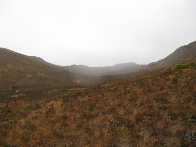 Head of Glen Garvan