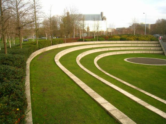 Mini amphitheatre