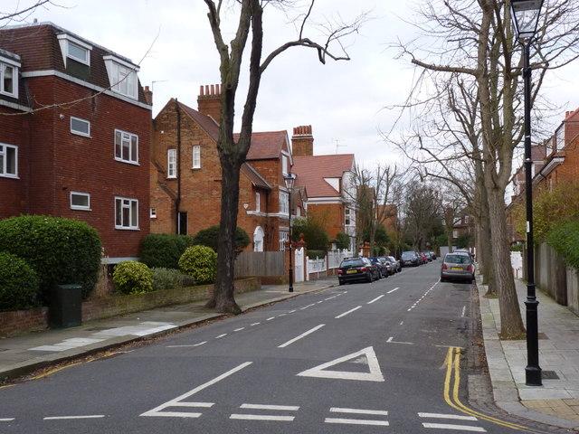 Marlborough Crescent, Bedford