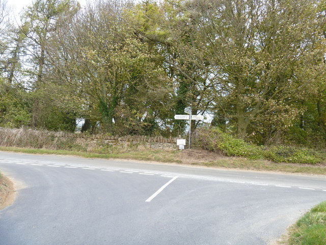 Hill top junction