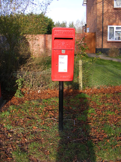 Sir Alfred Munnings Hotel Postbox