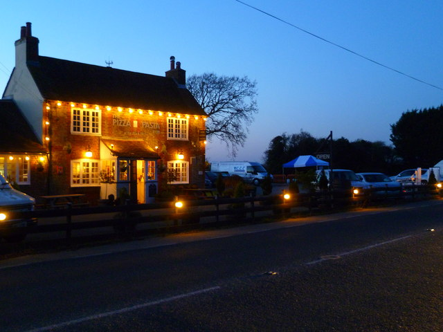 Public House on the A286