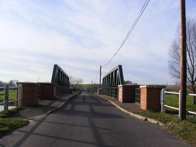 The Street Bridge, Mendham