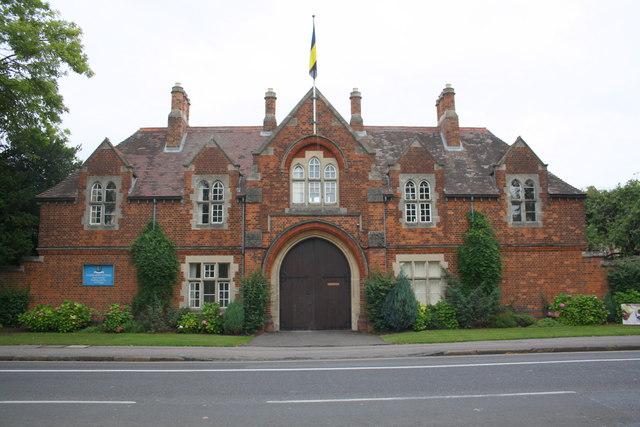 St Edward's School lodge, Woodstock Road