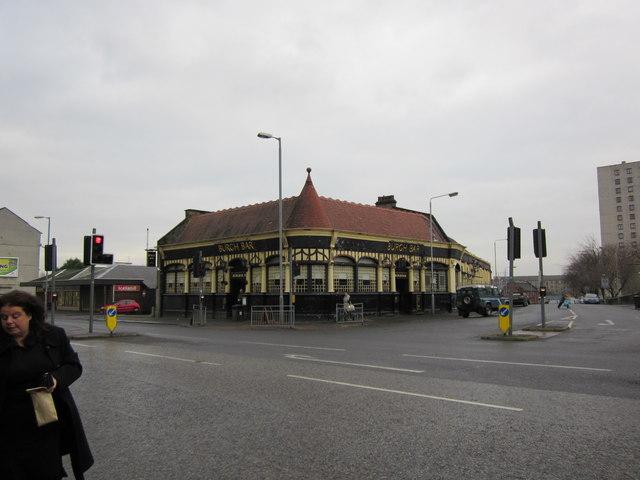 The Burgh Bar