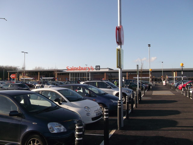 Ashford Sainsbury's Superstore