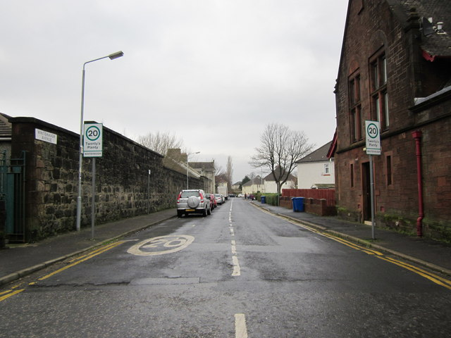Whitehaugh Avenue