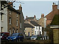 SK2854 : Houses in Wirksworth by Andrew Hill
