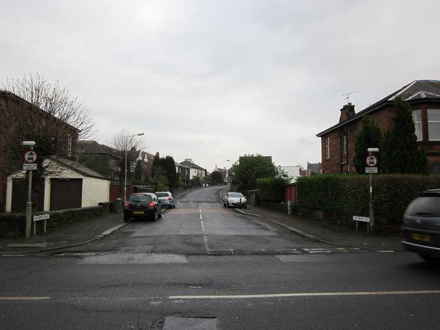 Gartmore Road