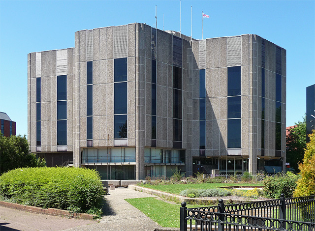 Civic Centre, Reading