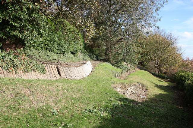 Ancient terracing