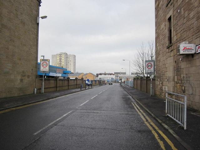Lacy Street