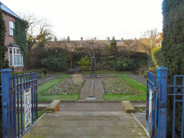 Denton Remembrance Garden
