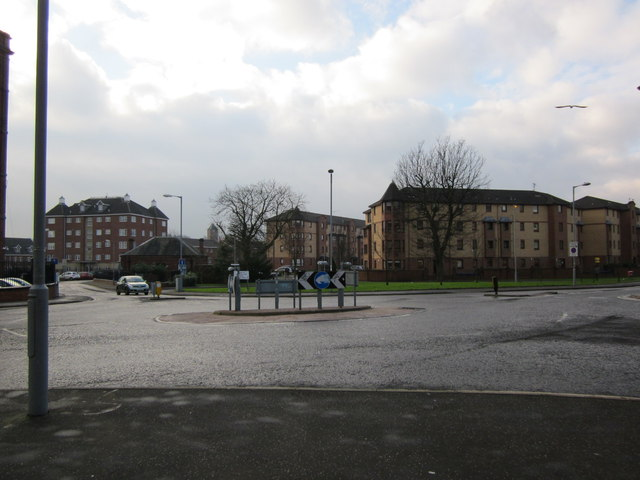 Seedhill Road Roundabout