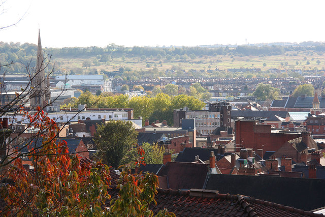 Lincoln roofscape