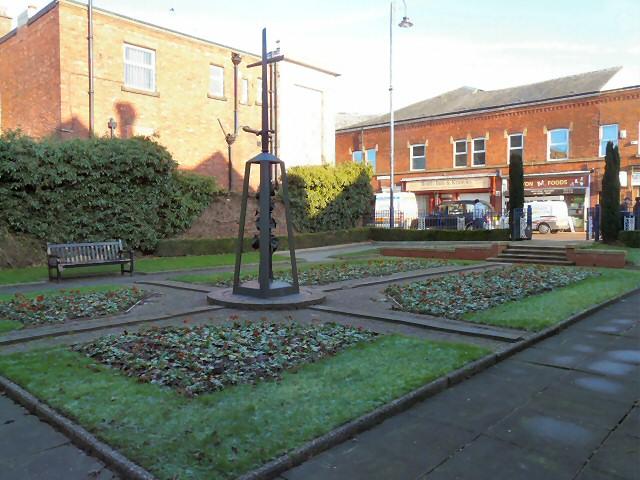 Denton Garden of Remembrance