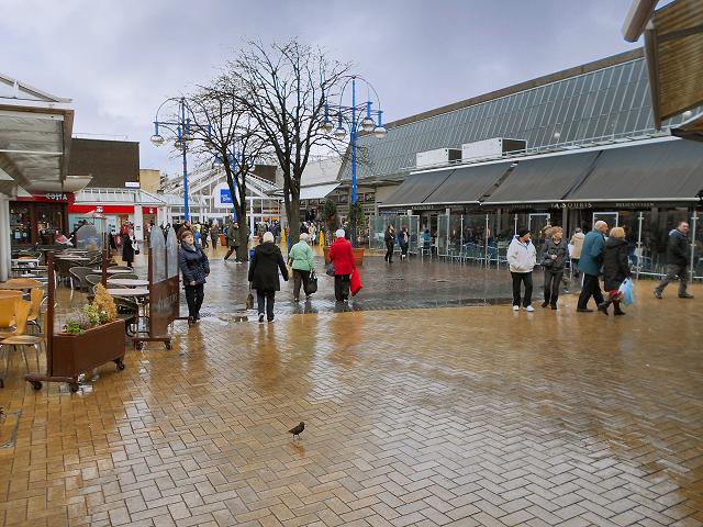 The Square, Bury