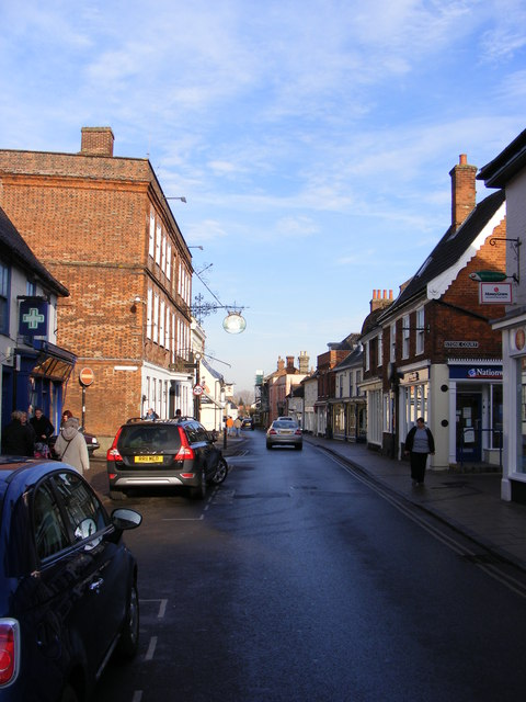The Thoroughfare, Harleston