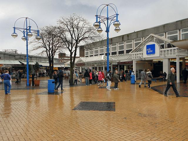 The Square, Millgate Centre