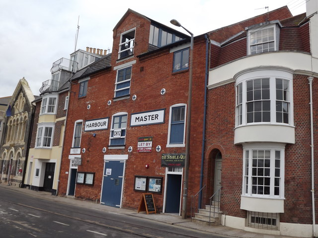 Custom House Quay, Weymouth