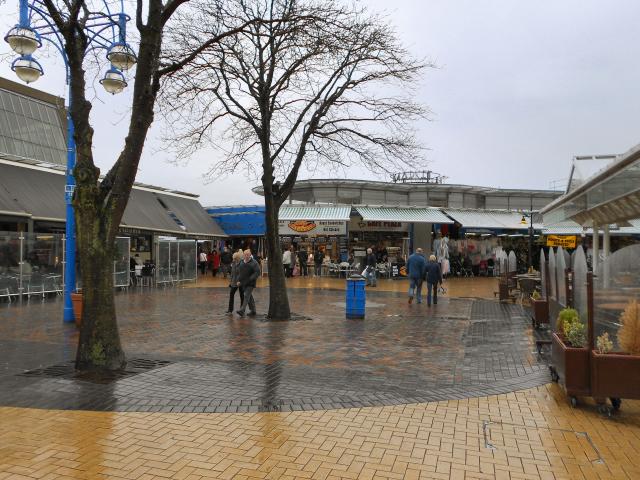 The Square, Bury Market