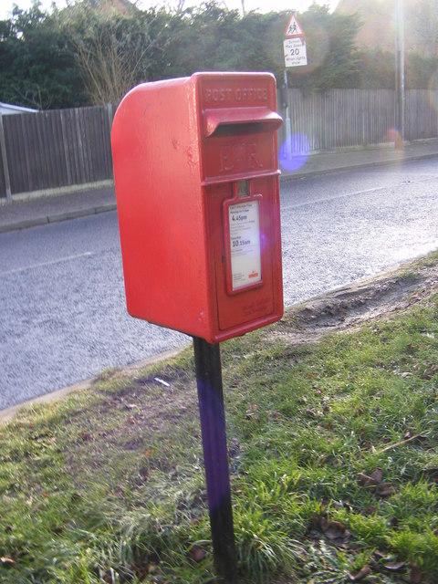 The Thoroughfare Postbox