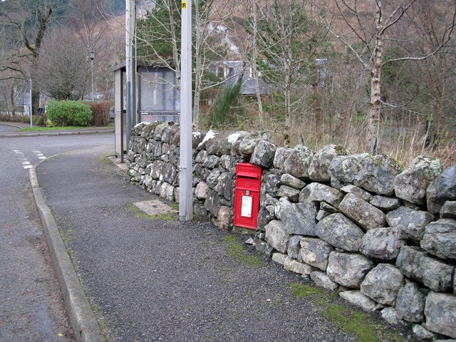 Low level post box
