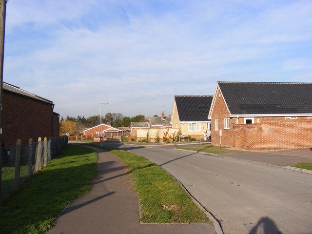 Parklands Way, Harleston