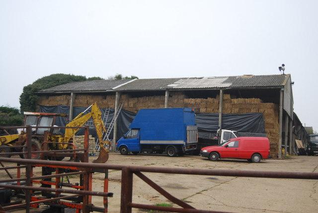 Hay barn, Ridgeway Farm