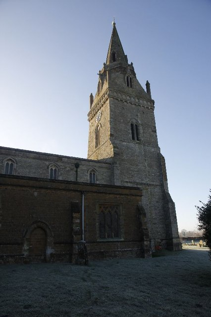 North side of St Peters