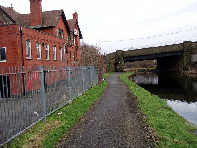 Pub and Bridge