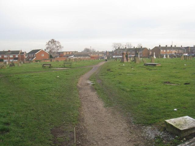 St. Nicholas' churchyard extension