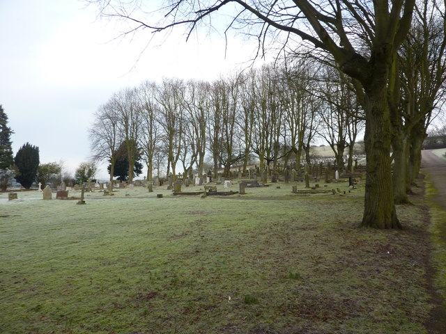 Cemetery at Ashbourne