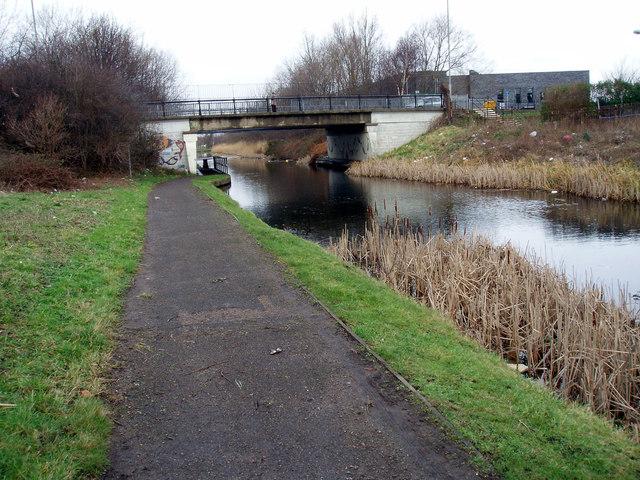 Bridge No.5a Leeds Liverpool Canal.
