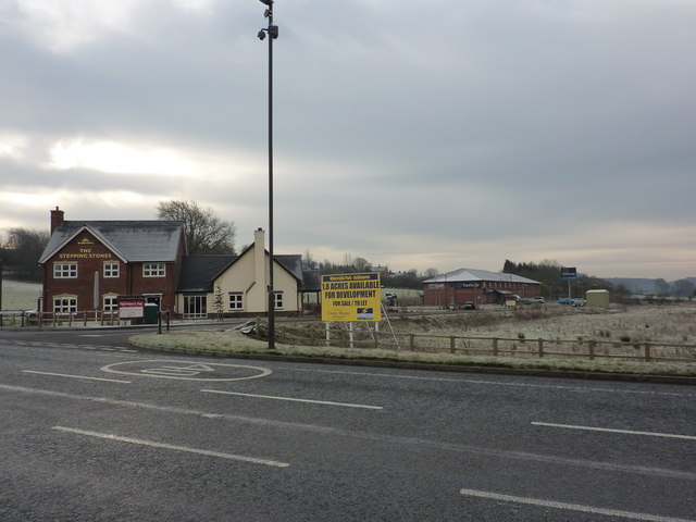 Pub, and Travelodge and site for development