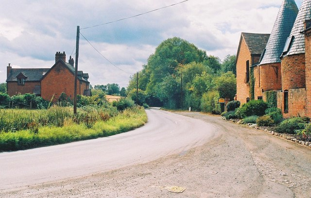 Road at Leigh