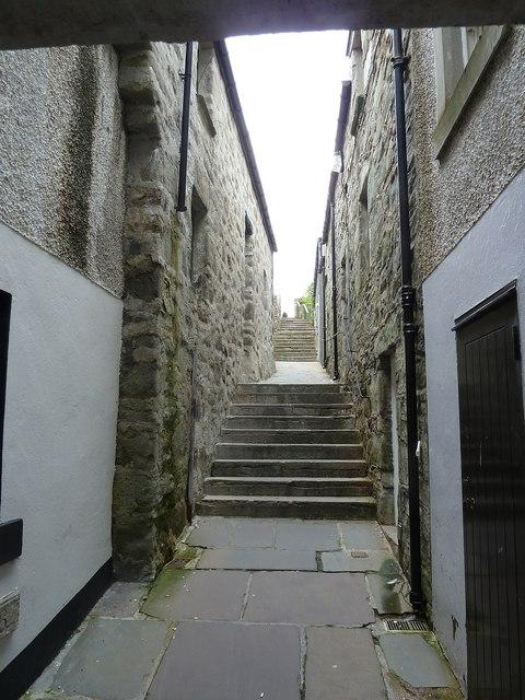Burns Lane, Lerwick (2)