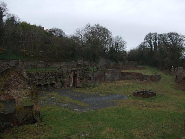 Ruins below Battery Pool (2)