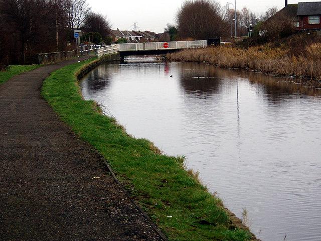 Swing Bridge Netherton