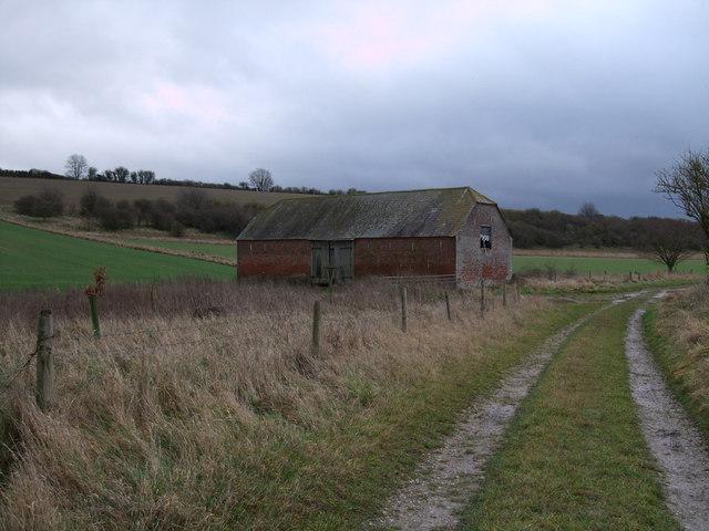 Barn at Clatford Bottom