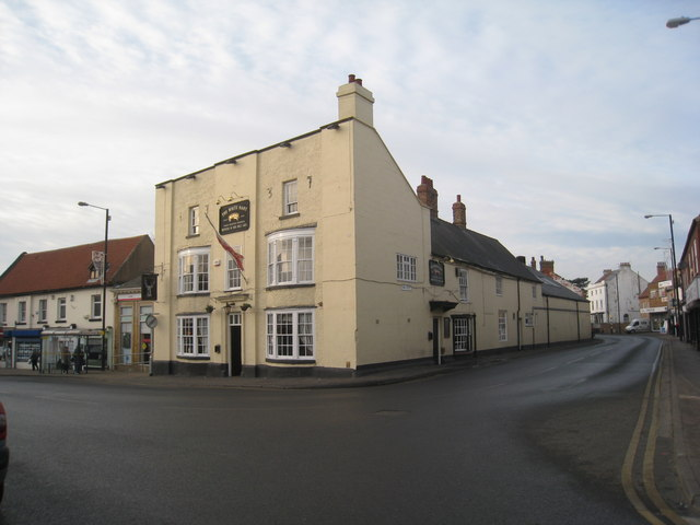 The White Hart, Thorne