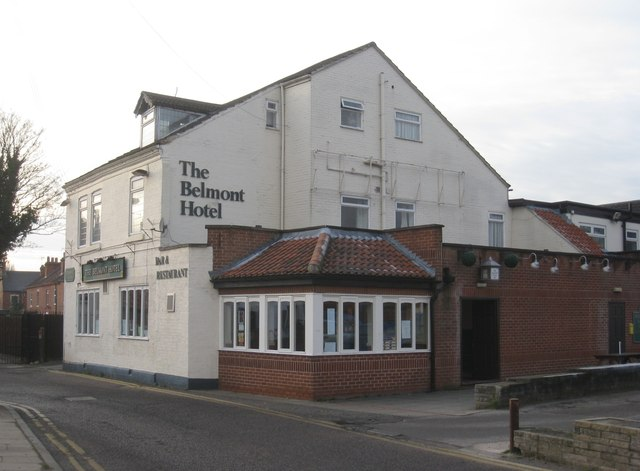 The Belmont Hotel, Horsefair Green, Thorne