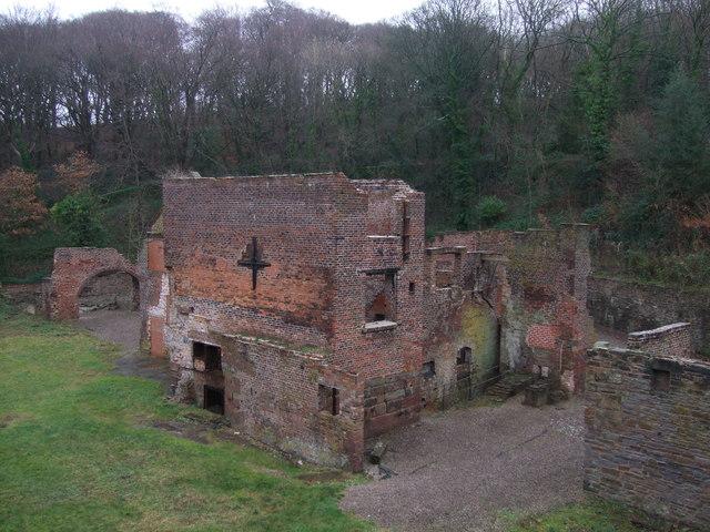 Ruins below Battery Pool (4)