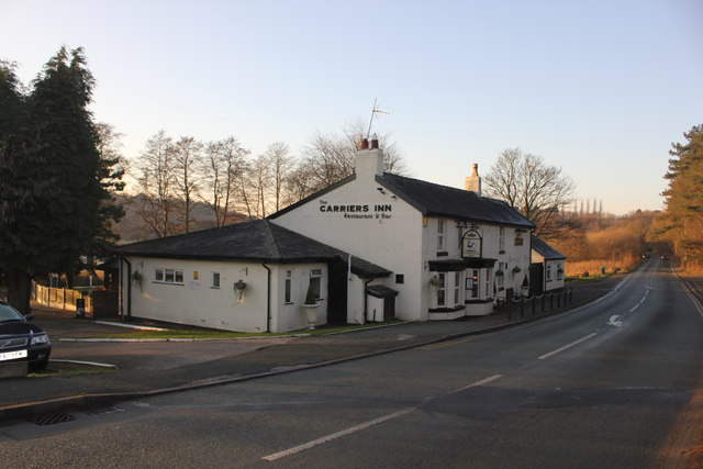 The Carriers Inn, Hatchmere