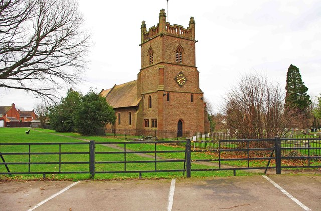 Christ Church (1), Church Lane, Lower Broadheath
