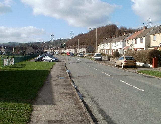 Llanfabon Drive, Trethomas